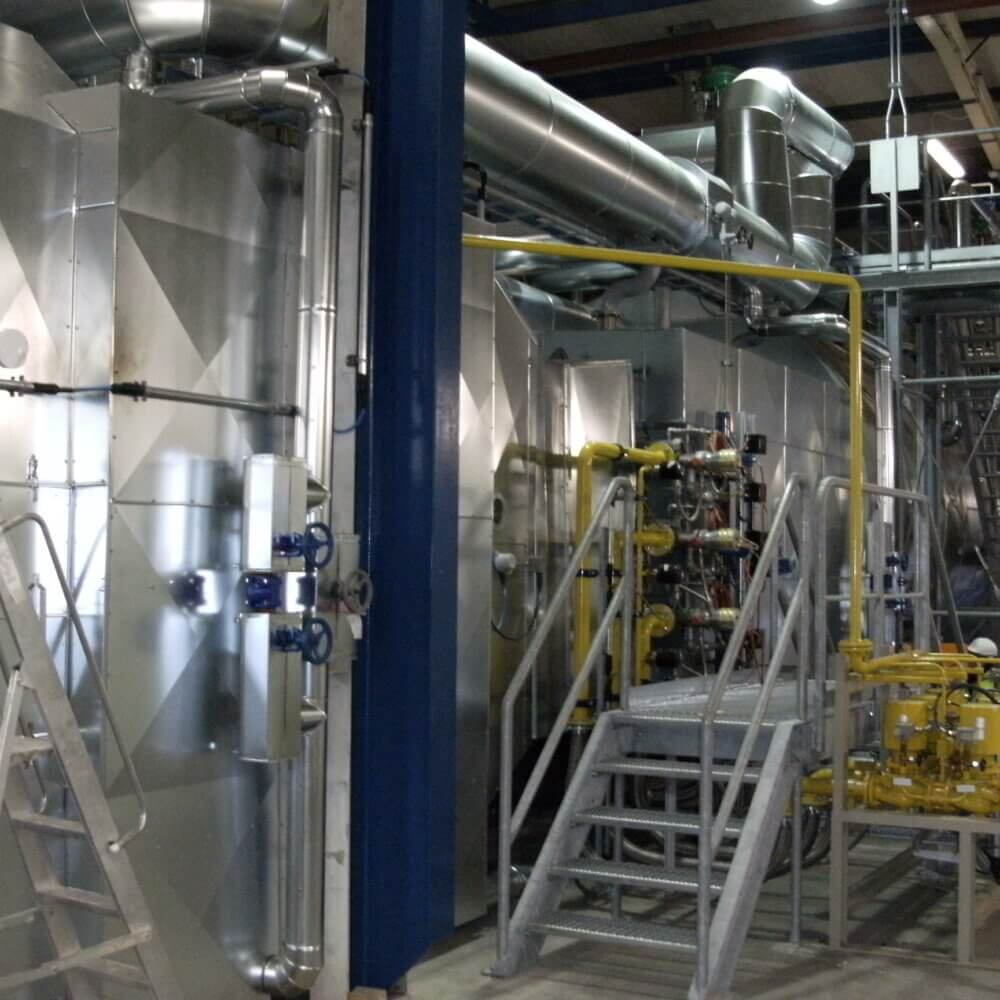 CHP PLANT – DESIGN & ENGINEERING SUPPORT