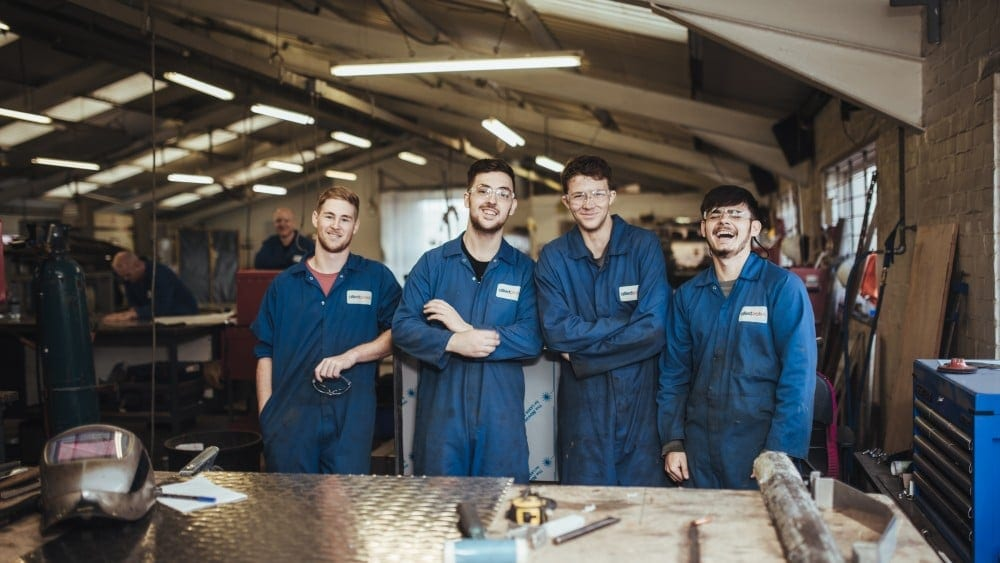 Allied Protek Apprentices